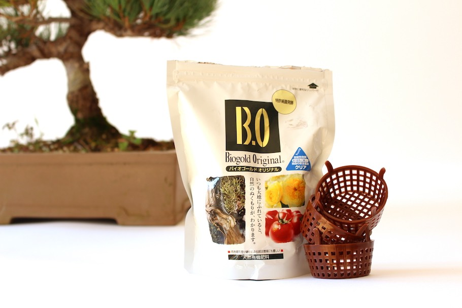 Biogold bonsai fertilizer